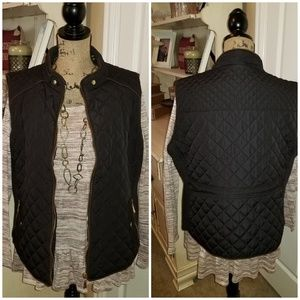 Cute Quilted Vest